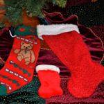 クリスマスを演出!靴下グッズ