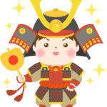 端午の節句(子供の日)に飾りたい!コンパクトな五月人形5選!
