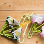 大雨の日に靴下までビショ濡れに!なるべく早く靴を乾かす方法を紹介!
